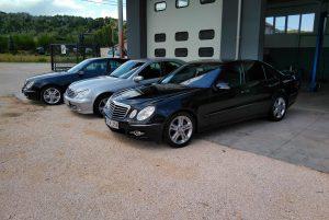 Autopraona - MercedesBenz
