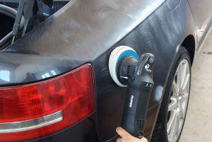 Poliranje automobila Audi A6