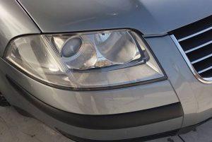 Poliranje farova VW (2)