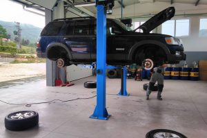 Servis Ford Explorer