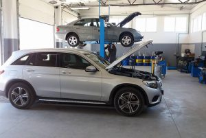Servis Mercedes-Benz GLC