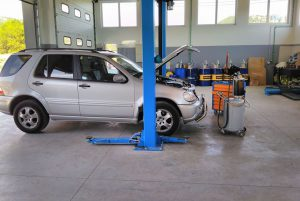 Servis Mercedes ML 270 CDI