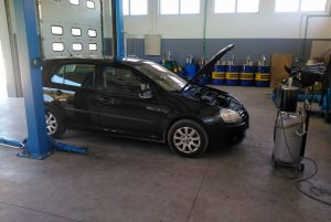 Servis VW Golf 5