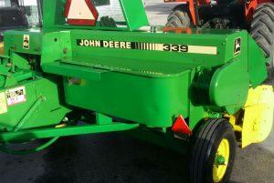 JOHN DEERE 339 339 IRON