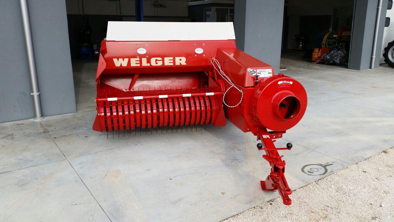 WELGER AP 400