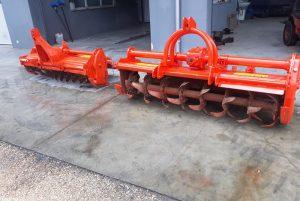 Traktorska Freza Howard 1.7m 2.0m