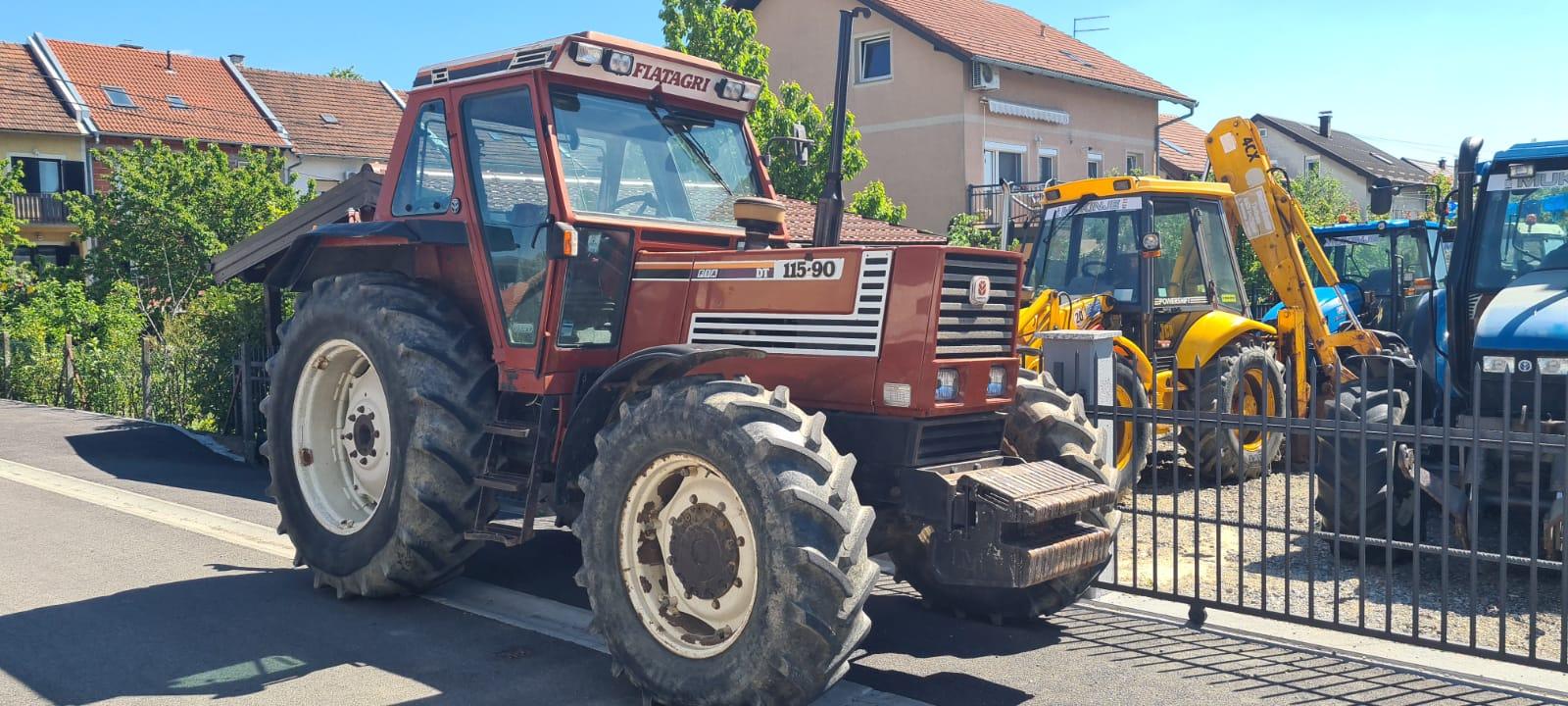 FIAT FIATAGRI 115-90