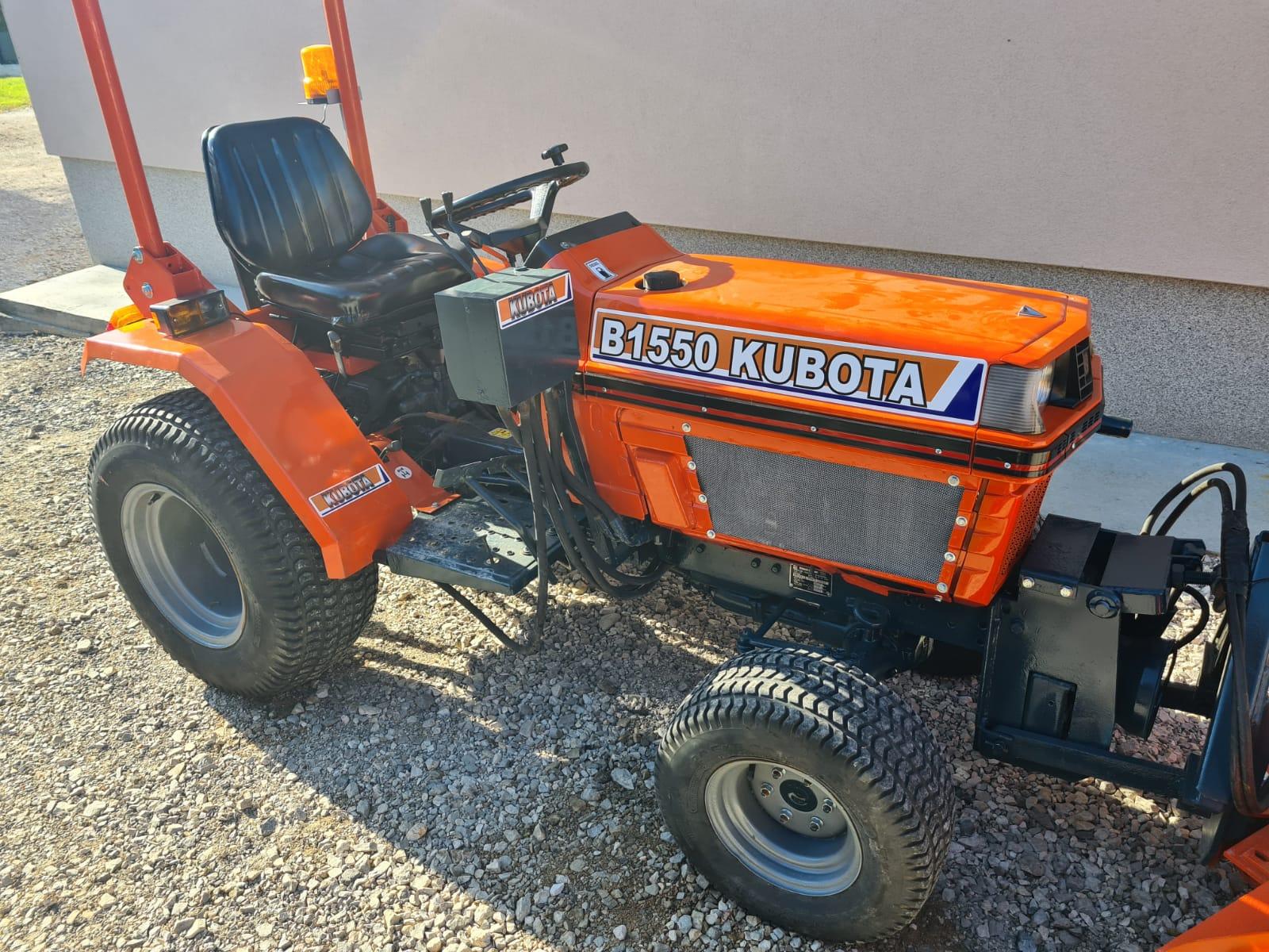 KUBOTA B1550